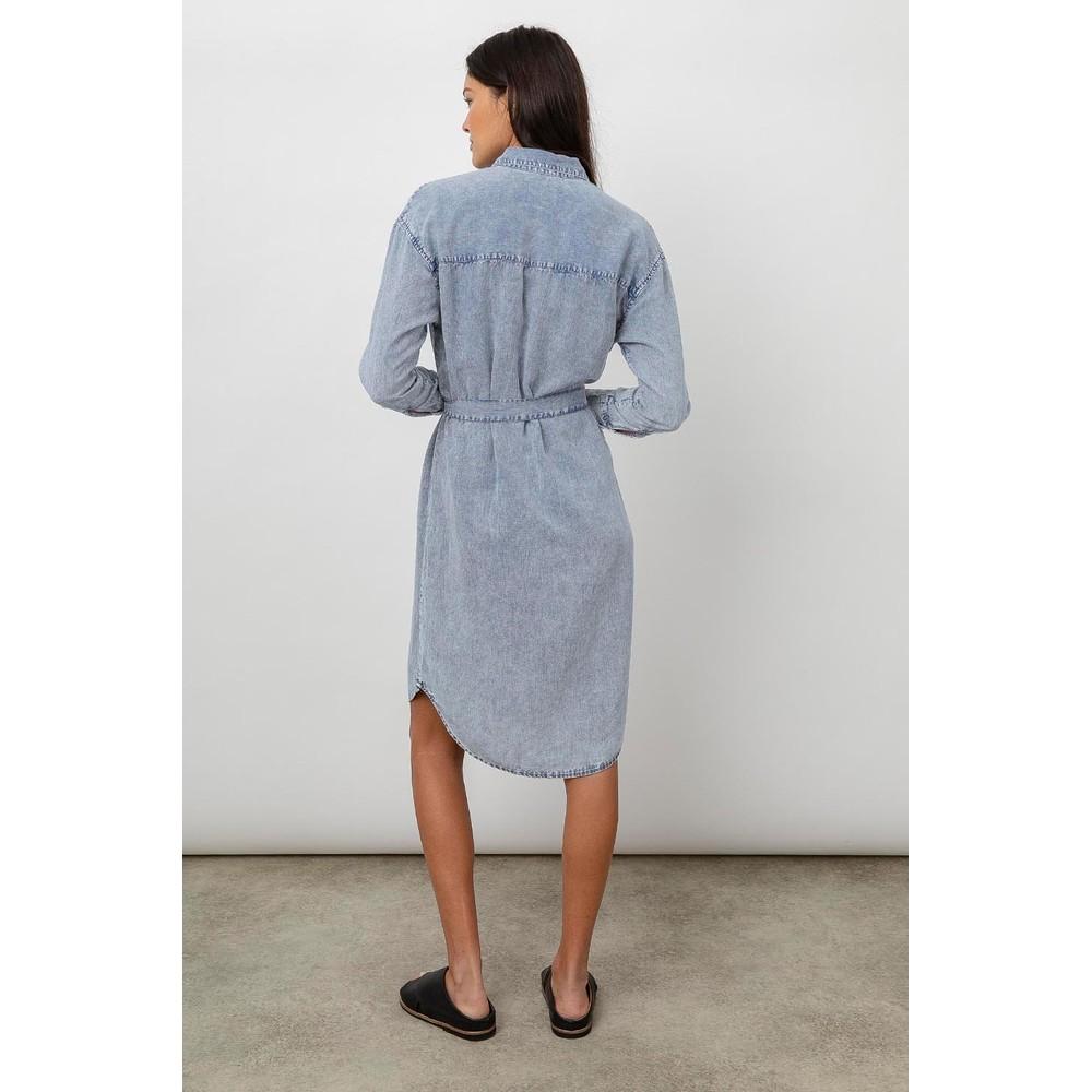 Rails Ames Dress Blue