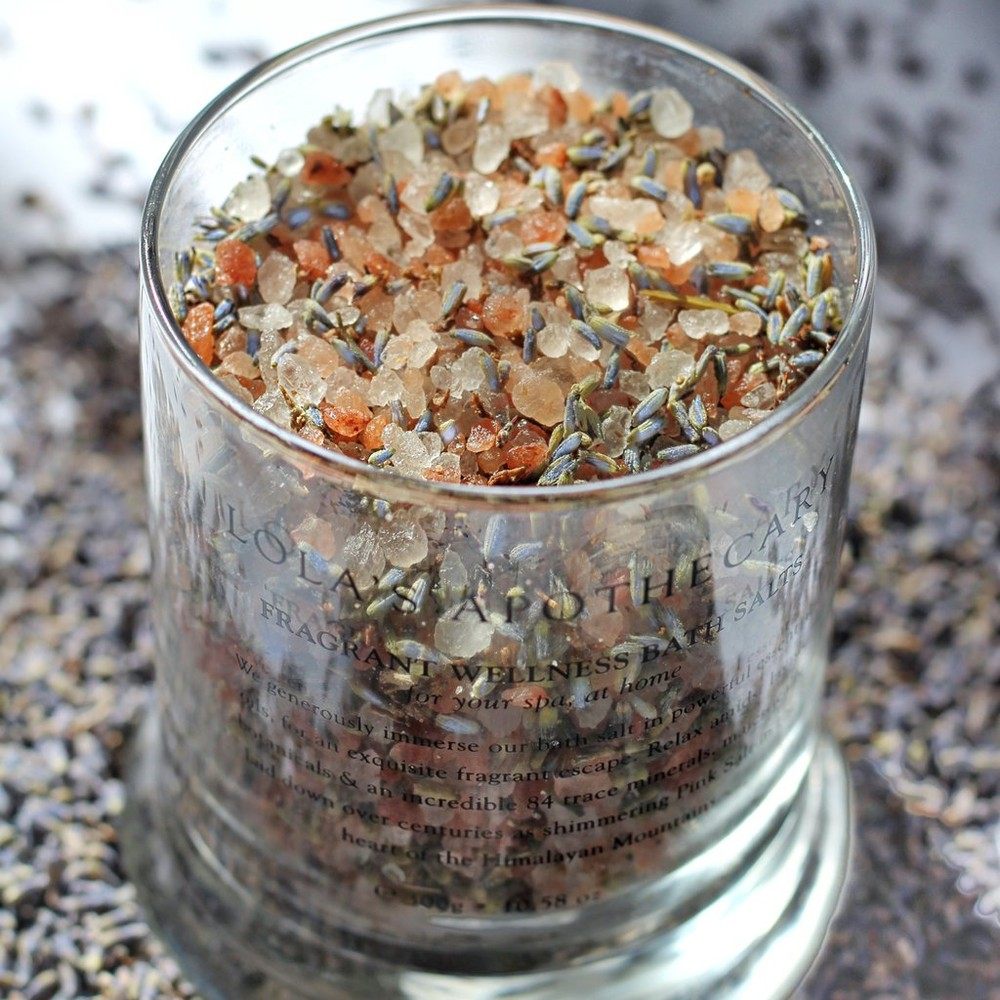 Lola's Apothecary Tranquil Isle Relaxing Bath Salts None
