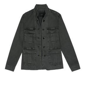 Rails Afton Jacket in Carbon