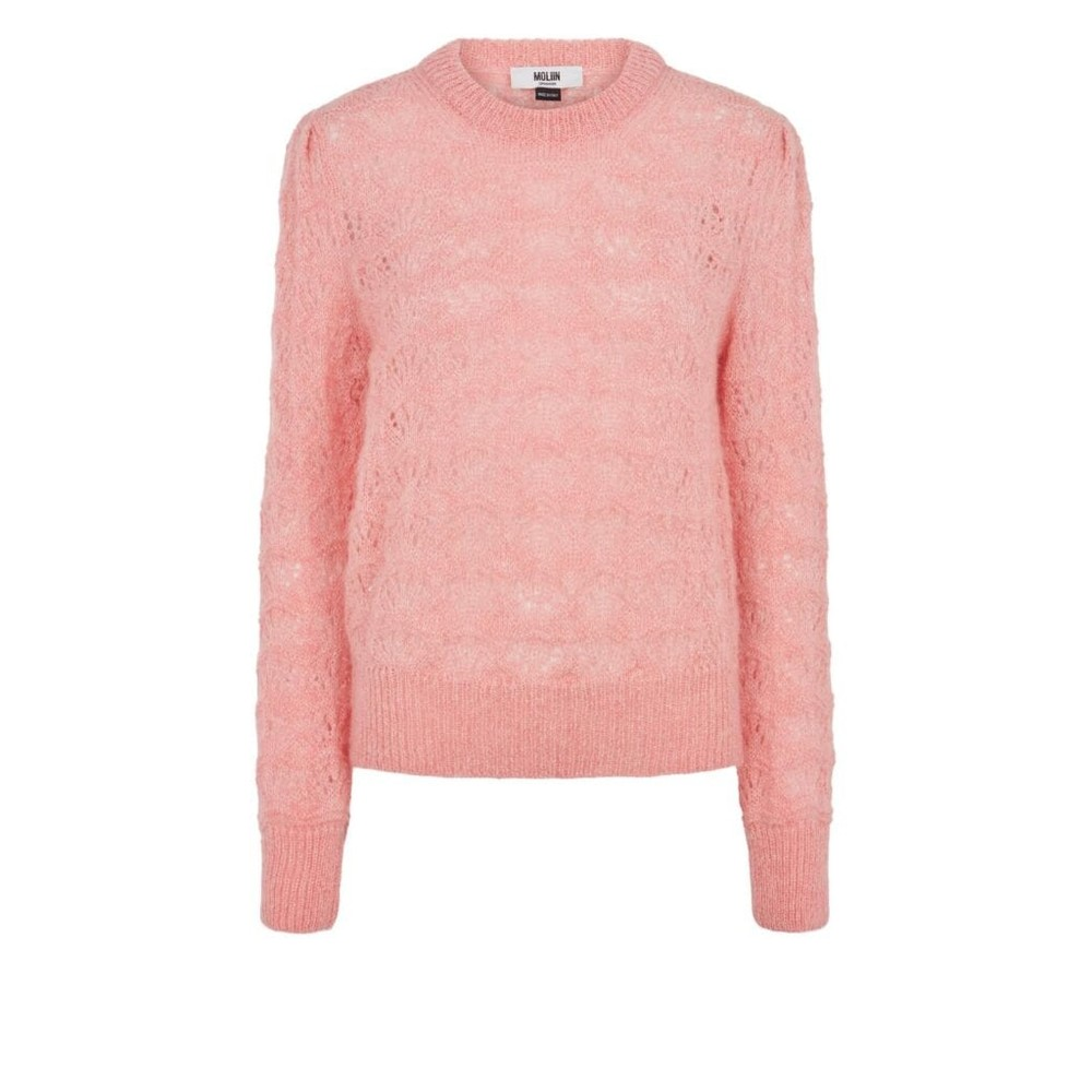 Moliin Fifi Knit in Peach Blossom Pink