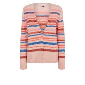 Moliin Isla Knit Cardigan in Pink