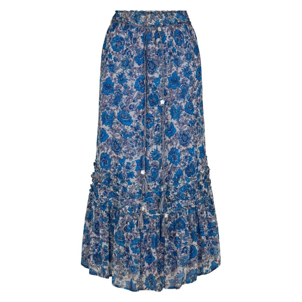 Moliin Petra Skirt in Blue Blue