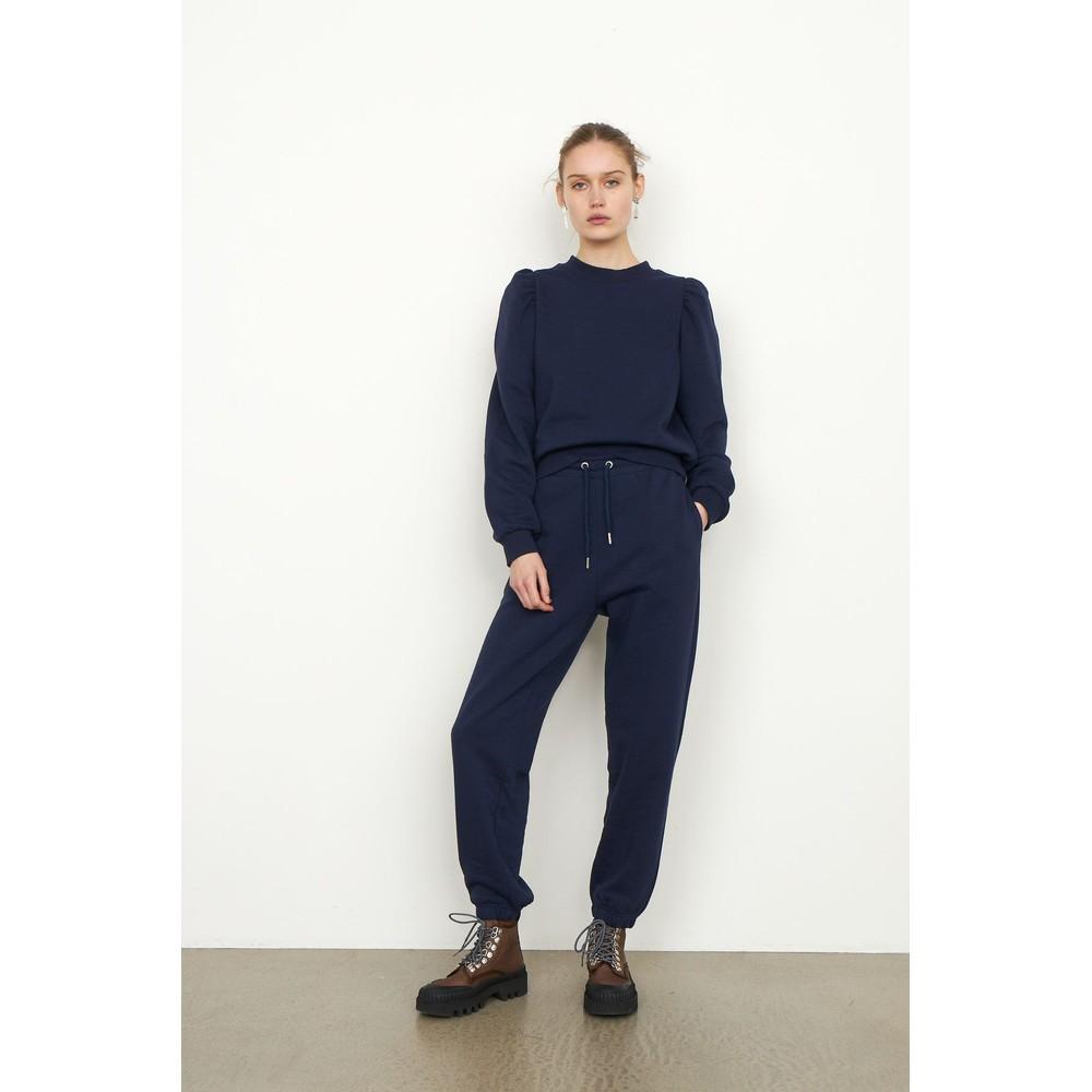 Second Female Carmella Sweater in Navy Blue