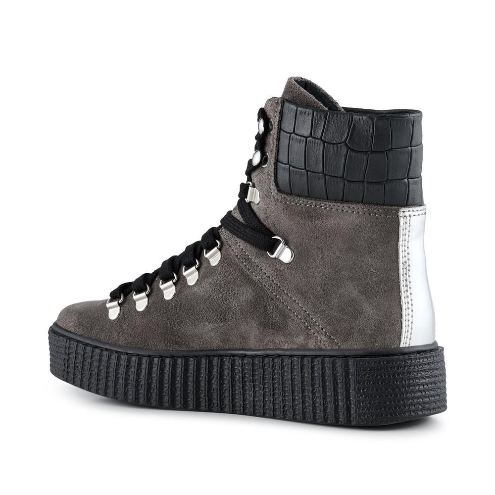 Shoe The Bear Agda Boot Grey