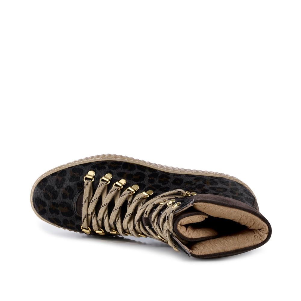 Shoe The Bear Agda Leo Boot Grey