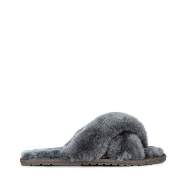 Emu Australia Mayberry Slippers Grey