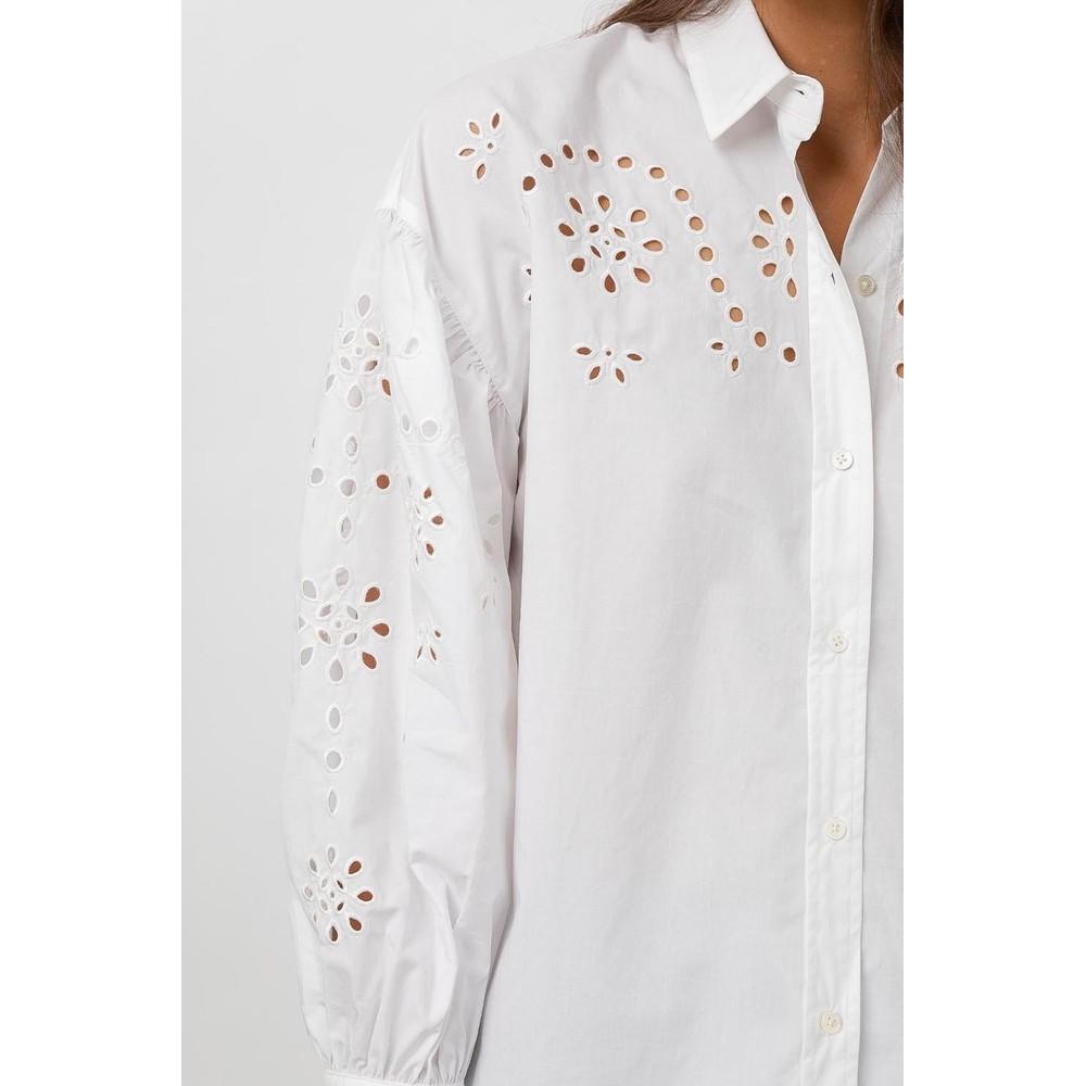Rails Alister Shirt in White White