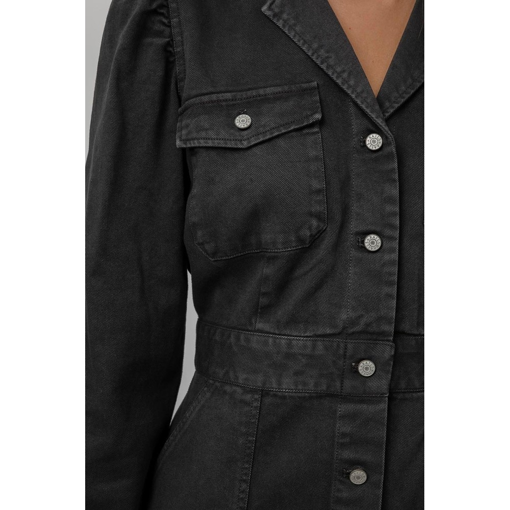 Rails Lisette Dress Carbone