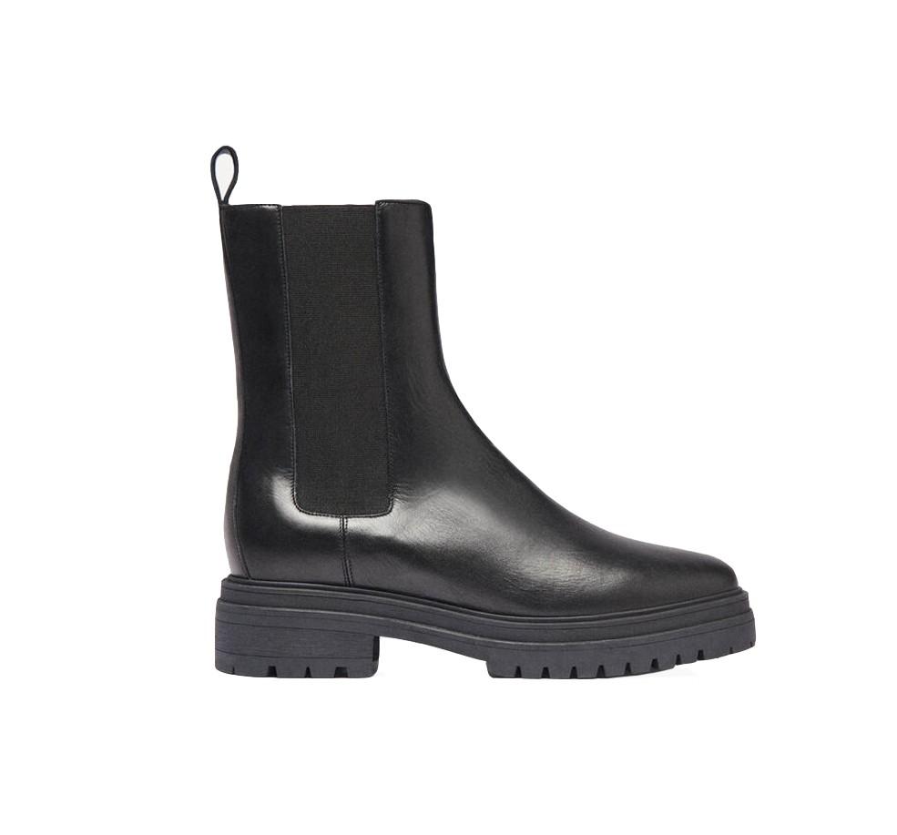 Ba&sh Coda Chelsea Boots Black