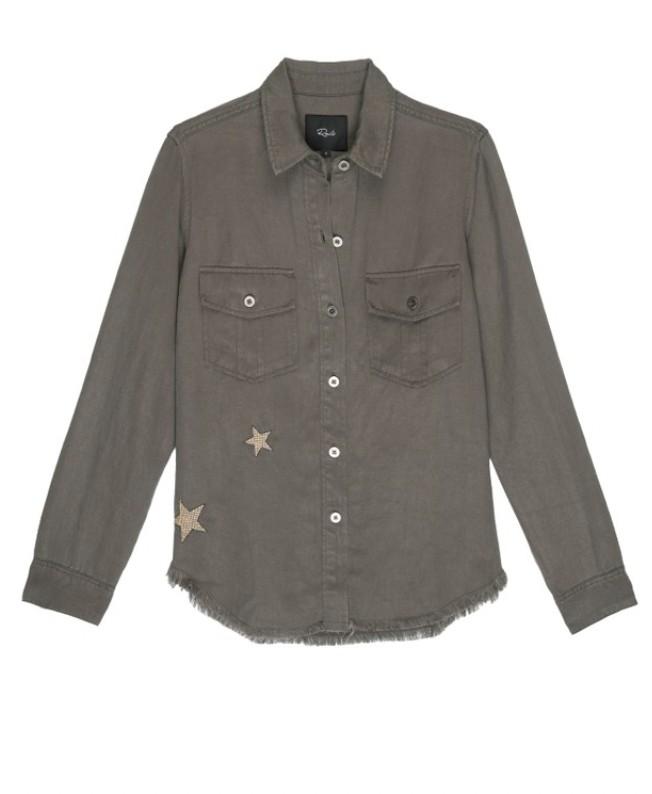 Rails Loren Shirt KHAKI