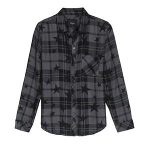 Rails Hunter Ash Twilight Shirt