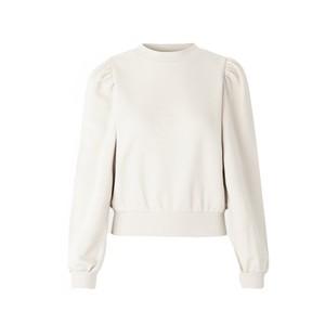Second Female Carmella Sweater in Navy in White
