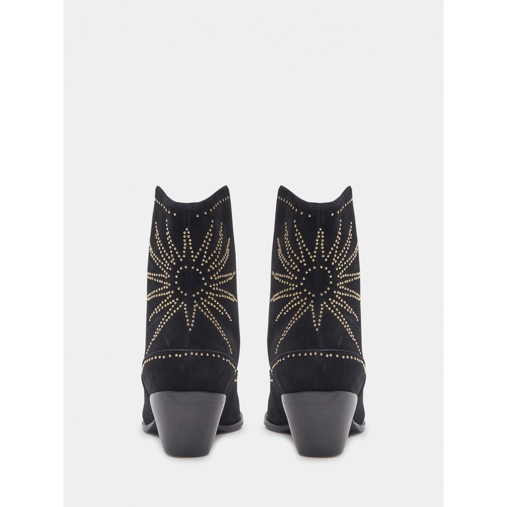 Sofie Schnoor Studded Boots S213707 in Black Black
