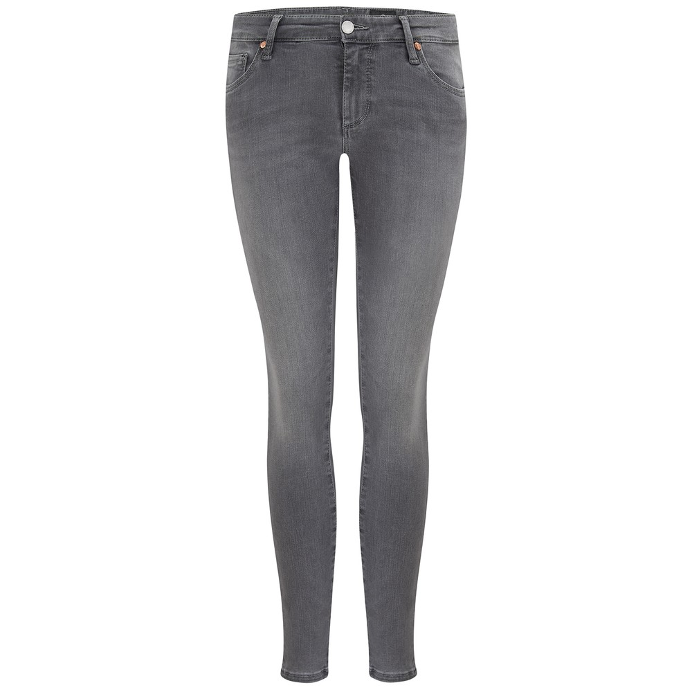 AG Jeans Legging Ankle Jeans in Shadow Lane Grey