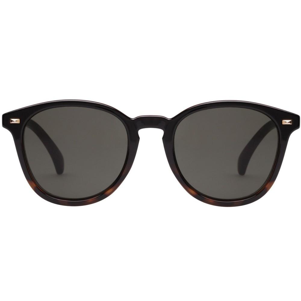 Le Specs Bandwagon Sunglasses in Black Tort Multicoloured