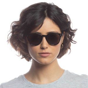 Le Specs Bandwagon Sunglasses in Black Tort