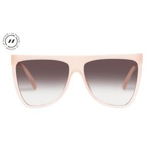 Le Specs Reclaim Sunglasses in Blush Pink