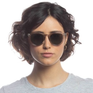 Le Specs Firestarter Sunglasses in Stone