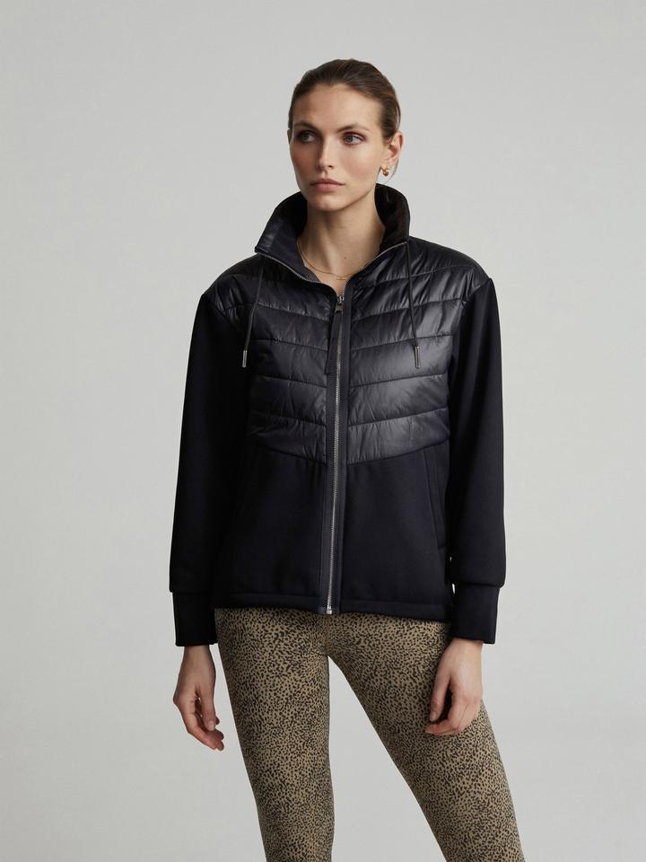 Varley Balfern Jacket in Black Black