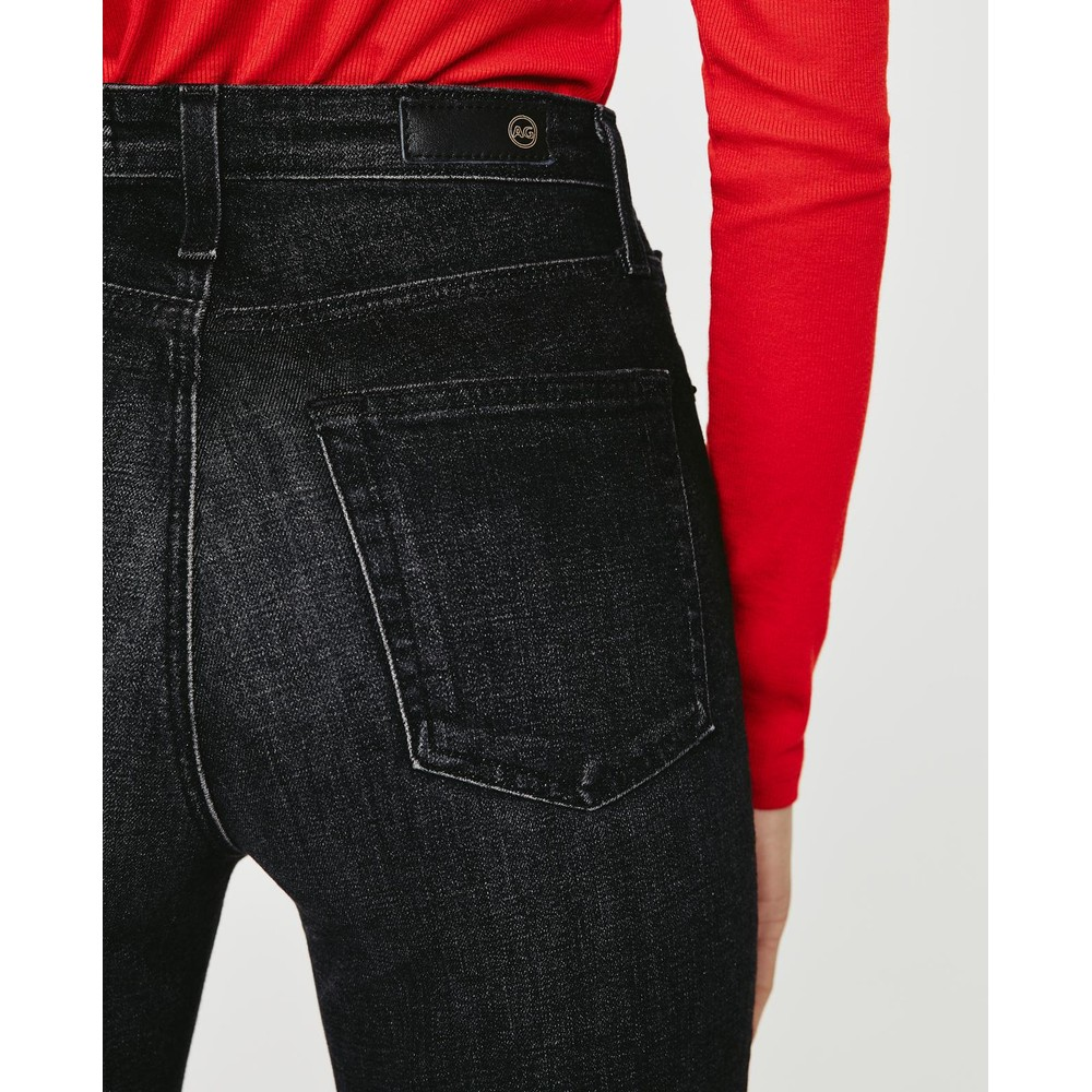 AG Jeans Alexxis Jeans in Holloway Black