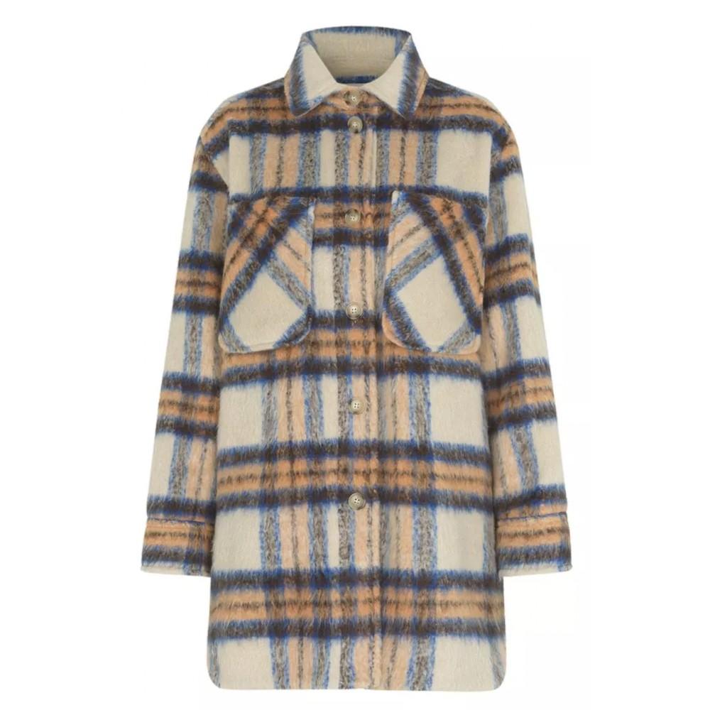 Second Female Gila Shirt Jacket Multicoloured