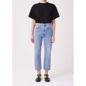Agolde 90s Crop Jeans in Replica