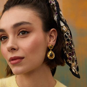 Ashiana Toscana Earrings in Labradorite