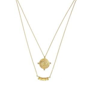 Ashiana Apollo Necklace in Pearl