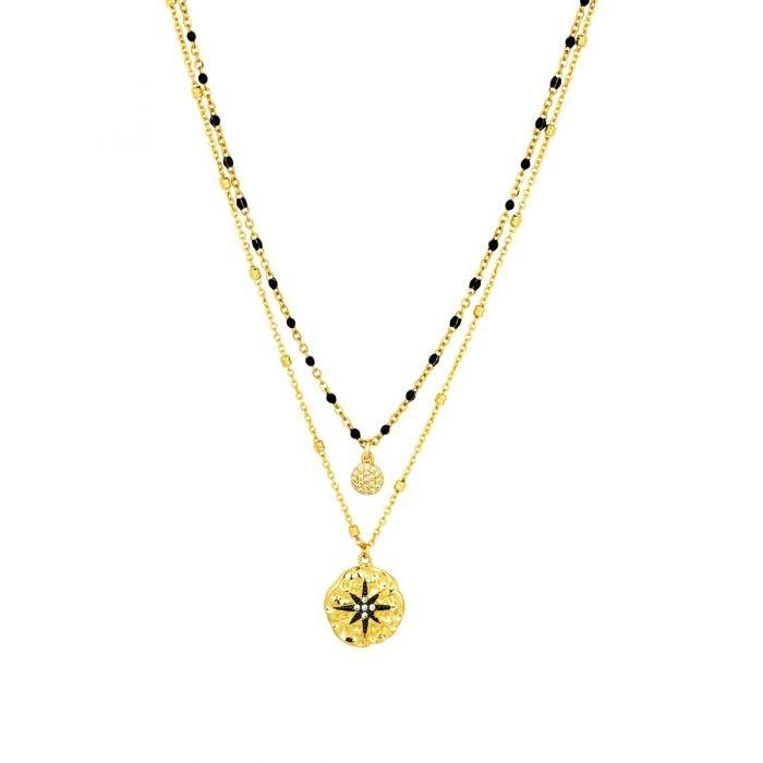 Ashiana Camille Necklace Gold