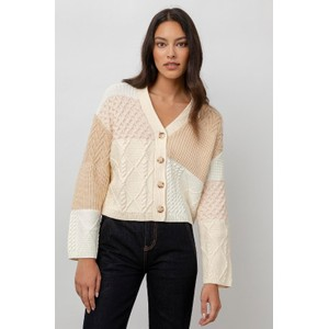 Rails Reese Patchwork Cable