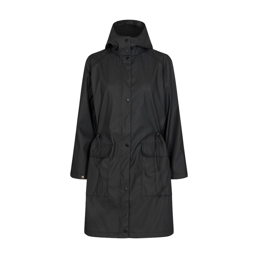 Sofie Schnoor Raincoat Black