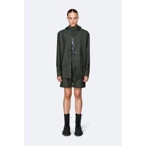 Rains Jacket in Green