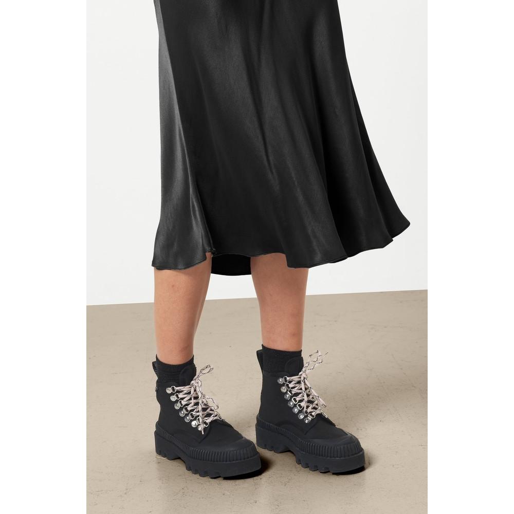 Second Female Eddy MW Midi Skirt Black