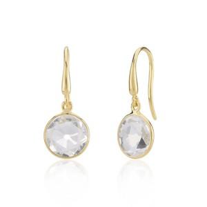 Auree Antibes Crystal Earrings