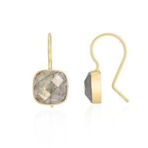 Auree Mondello Gold Earrings