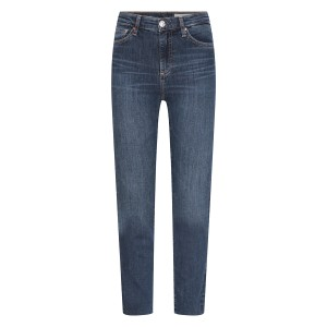 AG Jeans Isabelle Jeans in 5 Year Entropy