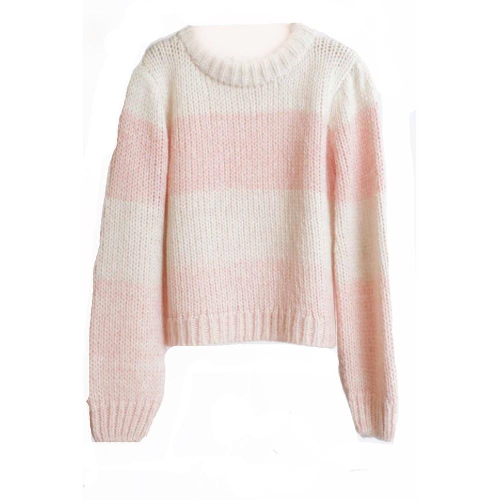 Berenice Anis Jumper Pale Pink