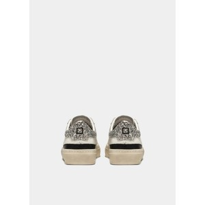 Date Sonica Vintage Calf Trainers