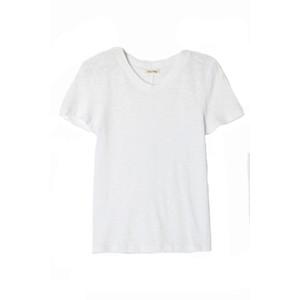 American Vintage Sonoma Short Sleeved T-Shirt in White