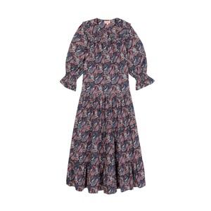 Seraphina The Ruffle Collar Dress