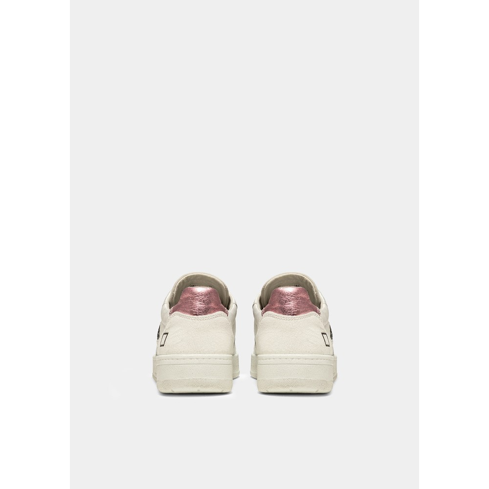 Date Court Pop Trainers in Pink Pink