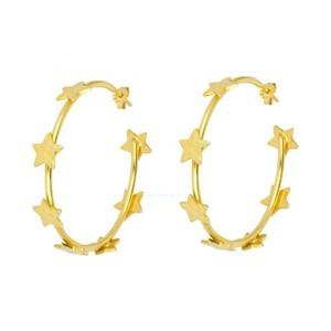 Ashiana Lourdes Star Earrings