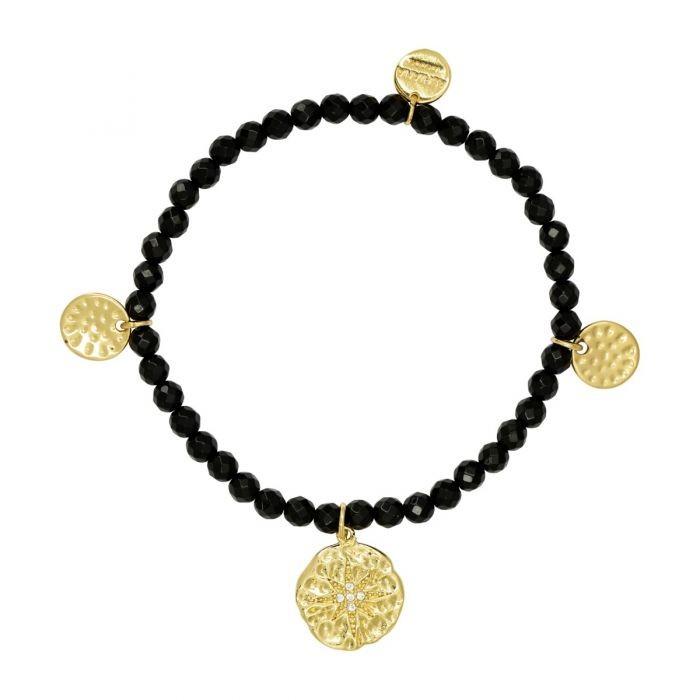 Ashiana Roma Bracelet Black