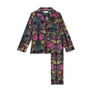 Yolke Classic Silk Pyjama Set