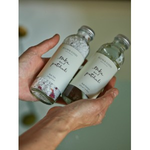 Plum & Ashby Tonka and Patchouli Bath Salts