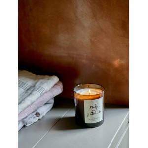 Plum & Ashby Tonka and Patchouli Candle