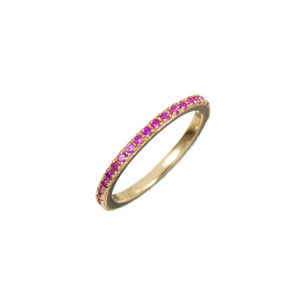 Rosie Fortescue Jewellery Stacking Ring With Stones