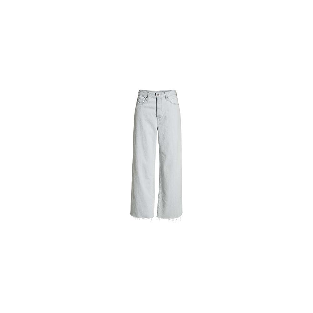 AG Jeans Etta Wide Leg Crop Jean