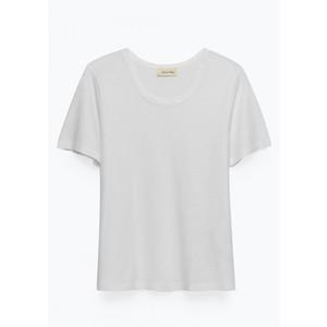 American Vintage White Ixa T Shirt