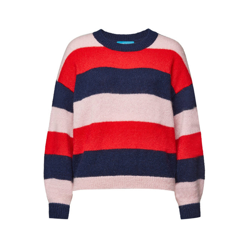 MiH Jeans Jackson Striped Pullover Multicoloured